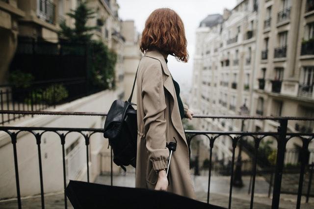Nesmrtelný trench coat